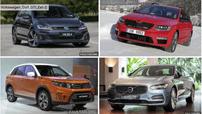 Top xe bán chạy nhất thị trường Châu Âu trong năm 2018