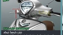 Yamaha Grande Hybrid sắp sửa trình làng: Trang bị đèn LED, Smart key và ABS