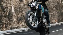 Kawasaki Z800 độ dáng cổ điển cực độc đến từ Smoked Garage