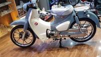 Cận cảnh Honda Super Cub C125 đầu tiên tại Việt Nam, giá 100 triệu đồng