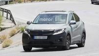 Bắt gặp Honda HR-V phiên bản nâng cấp chạy trên đường phố