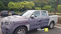 Bán tải mới của Hyundai không phải là Santa Cruz