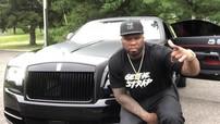 Rapper 50 Cent tự tặng chiếc Rolls-Royce Phantom 2018 cho bản thân nhân dịp sinh nhật