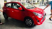 Xe giá rẻ Toyota Wigo xuất hiện tại Việt Nam, sẵn sàng cạnh tranh Kia Morning