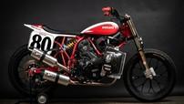 Ngắm Flat Tracker được độ từ Ducati Monster 821