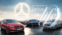 """Mercedes-Benz Fascination 2018: Không còn mơ mộng, giàu thực dụng và đe doạ """"cướp khách"""" của phân khúc xe phổ thông"""