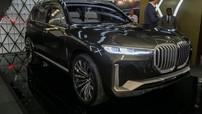 BMW Concept X7 iPerformance - Xe SUV cao cấp ra mắt Đông Nam Á