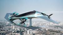 Volante Vision Concept - Mẫu máy bay tự lái hứa hẹn ra mắt năm 2020 của Aston Martin