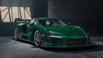 """Khám phá màu sơn """"thửa riêng"""" cho siêu xe triệu đô McLaren Senna của đại gia ngành chăn đệm"""