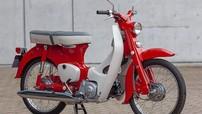 """Honda ra mắt Super Cub phiên bản kỉ niệm 60 năm cực """"đáng yêu"""""""
