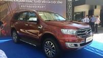 Ford Everest 2018 bất ngờ được giới thiệu tại Việt Nam, giao xe vào tháng 9 tới
