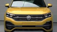 Volkswagen Tayron lộ diện rõ hơn, chuẩn bị đe dọa Hyundai Santa Fe