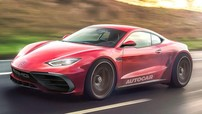 """Mercedes-AMG """"thai nghén"""" xe thể thao mới, đối đầu Porsche 718 Cayman"""