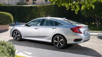 Honda Civic 2018 ra mắt với động cơ xăng tăng áp 1.0 lít
