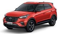 """Hyundai ra mắt Creta Sport phiên bản nâng cấp với giá """"mềm"""""""