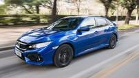 Honda Civic 2019 máy dầu số tự động 9 cấp chỉ tiêu thụ lượng nhiên liệu 4 lít/100 km