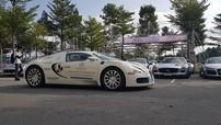 Bugatti Veyron tái xuất trong chặng cuối hành trình siêu xe của Chủ tịch Trung Nguyên