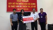 Toyota Việt Nam ủng hộ đồng bào lũ lụt hơn 800 triệu đồng