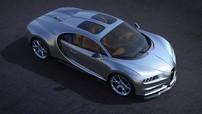 Bugatti Chiron thêm chất với option cửa sổ trời