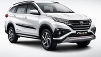 """""""Tiểu Fortuner"""" Toyota Rush sắp ra mắt Việt Nam có thêm phiên bản TRD thể thao hơn"""