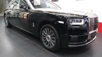 Video chi tiết xe siêu sang Rolls-Royce Phantom thế hệ thứ 8 mới cập bến Lào