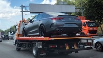 Coupe 4 cửa Mercedes-AMG CLS 53 2019 rục rịch ra mắt Đông Nam Á