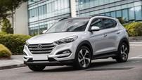 Giá xe Hyundai Tucson 2018 mới nhất tháng 8/2018