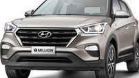 Hyundai Creta 1 Million Edition trình làng với vòng đeo tay Smart Band thay cho chìa khóa