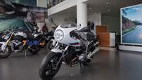 Đánh giá nhanh BMW R nineT Racer tại Hà Nội: Retro qua từng hơi thở