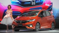 Honda Jazz: Giá xe Jazz tháng 10/2019 mới nhất hiện nay