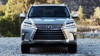 Giá xe Lexus LX 2018 mới nhất tháng 8/2018