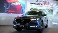Giá xe Mazda CX 5 tháng 12/2018 hôm nay