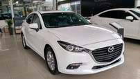 Giá xe Mazda 3 mới cập nhật tháng 9/2019, đọ giá với các xe cùng phân khúc