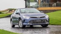 Cập nhật giá xe Toyota Camry mới nhất tháng 10/2018
