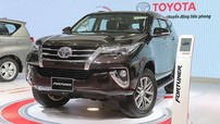 Giá xe Toyota Fortuner mới nhất tháng 06/2019