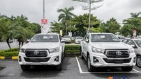 Đánh giá nhanh Toyota Hilux 2.8G AT 4x4: Nâng cấp thiết kế, tiện nghi, giữ nguyên động cơ