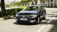 Volkswagen ra mắt phiên mới Passat BlueMotion Comfort, giá 1,42 tỷ đồng