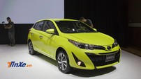 Giá xe Yaris 2019: ưu nhược điểm & giá lăn bánh Toyota Yaris (06/2019)