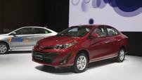 Toyota Vios 2018 chính thức ra mắt, giá khởi điểm từ 531 triệu đồng