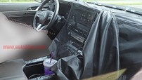 Crossover 3 hàng ghế Hyundai Palisade 2020 lần đầu tiên lộ nội thất
