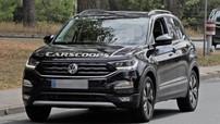 Volkswagen T-Cross 2019 bị bắt gặp trên đường phố, dự kiến ra mắt vào tháng 10
