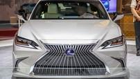 Xe sang Lexus ES 2019 lần đầu tiên đặt chân đến Đông Nam Á
