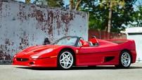 Siêu xe Ferrari F50 đầu tiên chế tạo trên thế giới đang được rao bán
