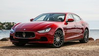 Giá xe Maserati Ghibli 2018 mới nhất tháng 8/2018