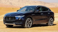 Maserati Levante: Giá Levante 2020 cập nhật mới nhất tháng 1/2020