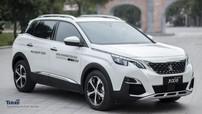 Giá xe Peugeot 3008 2018 mới nhất tháng 8/2018