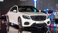 Mercedes-Benz S-Class 2018 mới ra mắt Việt Nam đã có bản nâng cấp tại thị trường Malaysia