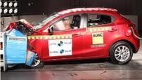 Mazda2 gây thất vọng trong thử nghiệm an toàn mới