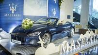 Đánh giá nhanh Maserati GranCabrio Sport giá hơn 17 tỷ đồng tại Việt Nam