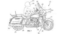 Mô tô Harley-Davidson sẽ được trang bị phanh khẩn cấp tự động